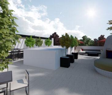 Progreso-40-Desarrollo-Inmobiliario-Colonia-Escandón-Roof-Garden-Asador